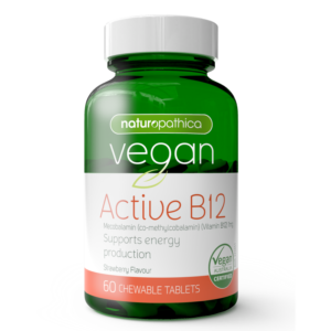 Naturopathica Vegan Active B12 60s