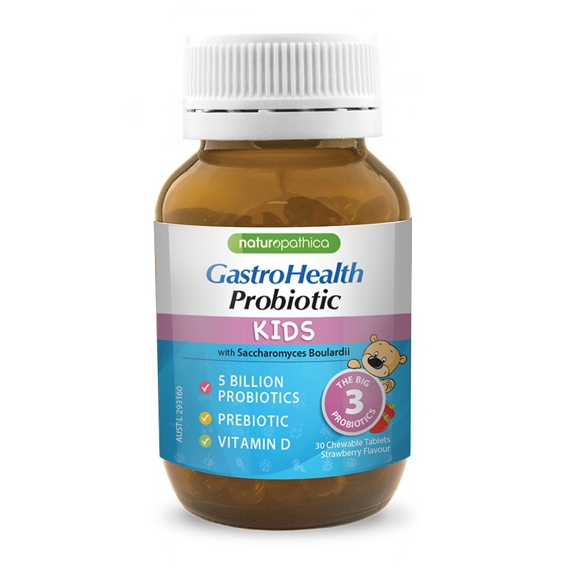 GastroHealth Kids Probiotic
